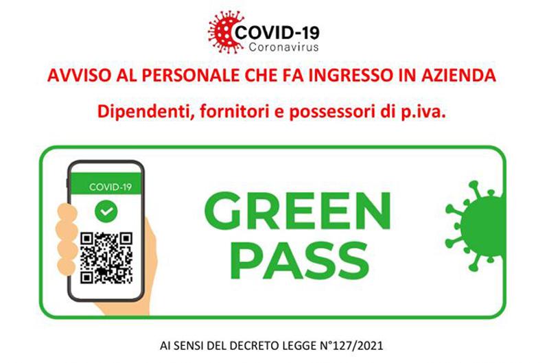 Green pass-
